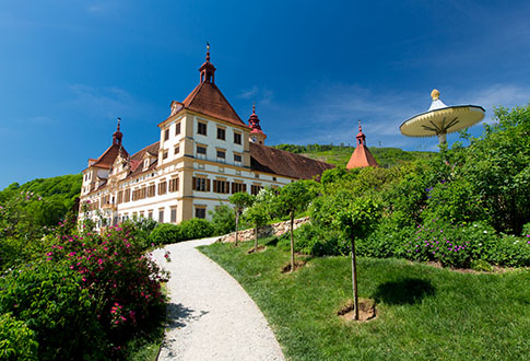 Schloss Eggenberg Sehenswürdigkeit Graz