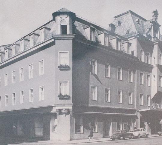 Hotel Gollner Zeitreise ein Luxus namens Gollner