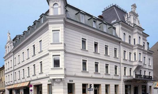 Hotel Gollner Zeitreise ein Rueckkehr zu alter Pracht