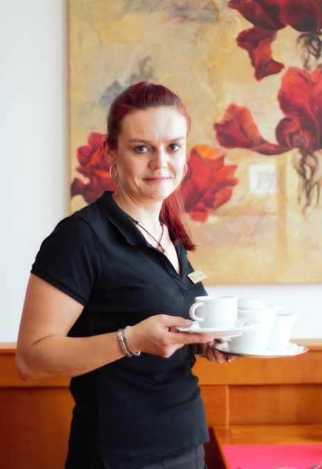 Frau Daniela Team Hotel Gollner