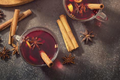 Weihnachtspunsch Rezept