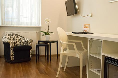 Home Office in Graz Business Zimmer Hotel Gollner