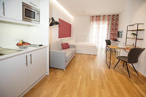 Home Office in Graz Junior Suite Hotel Gollner