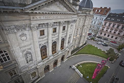 Technische Universität Graz nahe Hotel Gollner